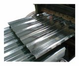 Ferro de folha de metal corrugado Galvalume Metal