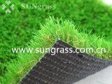 erba artificiale di svago del giardino di paesaggio di 40mm (SUNQ-HY00192)