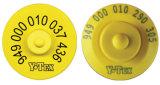 Ухо Tag станок для лазерной маркировки 10W 20W Raycus Лазерный источник маркер