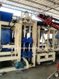 Bloc concret hydraulique automatique de brique de la colle faisant la machine