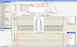 Presión de los neumáticos en vivo y solución de monitorización de temperatura