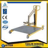 Molinillo de diamantes de suelo de hormigón Pulidora de piso/máquina de moler Fabricación