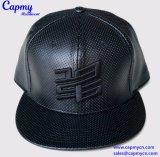 Фабрика шлема крышки Snapback сетки кожаный в Китае