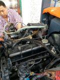 De gebruikte Motor van Nissan H25