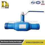 De Gebruikte Hitte & het Water van het gas lasten volledig Drijvende Kogelklep