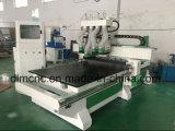 Macchina per la lavorazione del legno di CNC dei 4 assi di rotazione