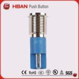 세륨 RoHS IP65 12mm 12volt 파란 LED 표시기 램프