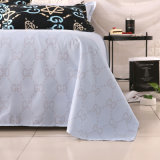 A HOME do disconto imprimiu o fundamento de Microfiber com tampa do Duvet do Bedsheet