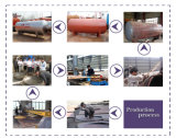 De Tank van de Opslag van LPG van de Gashouder van het Drukvat 5 van LPG van de Opslag Ton van de Prijs van de Tank
