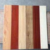 Un revêtement de sol en vinyle de surface colorée (desserré lay/colle Retour vers le bas/sec/clic)