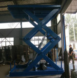 La qualità buona ha riparato idraulico Scissor l'elevatore per il carico di caricamento