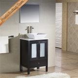 Moderne Badezimmer-Eitelkeit des festen Holz-Fed-1191, Badezimmer-Schrank