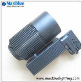 30W/45W Blanco/Negro CREE COB pista LED Lámpara de luz