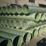 Fabbrica ad alta pressione del tubo del poliestere GRP FRP di prezzi bassi
