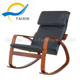 Excelente cadeira de balanço de madeira direta com preço de fábrica