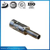 Автоматическим подгонянные двигателем части CNC металла подвергая механической обработке вашими чертежами