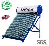 高性能のセリウムの承認の真空管の太陽給湯装置システム
