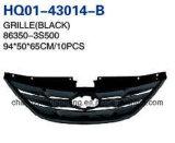 Авто деталей решетки подходят для Hyundai Соната 2011. Непосредственно на заводе#OEM: 86350-3s500