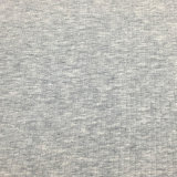 95%Cotton 5%Spandex 160GSM Ribbed il tessuto del Knit del cotone per i polsini & i collari