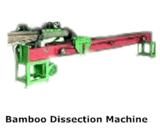 Diente de bambú palillo de recogida de la línea de procesamiento de la máquina