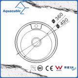 Cucina rotonda di Moduled dell'acciaio inossidabile sopra il contro dispersore (ACS4950)