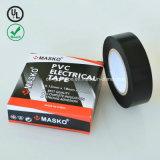 Zwart Zelfklevend pvc Plastic ElektroInsulationtape