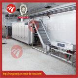 Новый тип ремня горячего воздуха оборудование для сушки туннеля