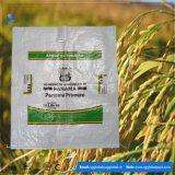Commerce de gros sacs de 25kg BOPP pour l'emballage du riz
