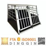Form-Aluminiumtransport-Hunderahmen für Verkauf