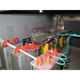 Marcação dos equipamentos de secagem da cola UV