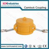 Nylon de haute qualité 3'' NPT PVC fileté Connecteur rapide