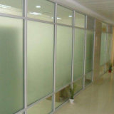 Super 19мм Толщина плоской прозрачной строительство многослойное безопасное стекло