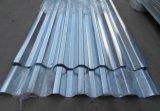 Chapa de aço galvanizada para o telhado e a parede (KXD-SS01)