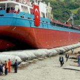 Корабль Haohziyue запускающее резиновой подушки безопасности