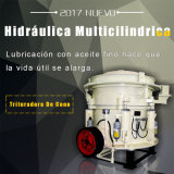 350-400T/H Каменная Дробилная Установка