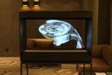 Holocube Hologramas 3D / pantalla escaparate / Cuadro holográfica