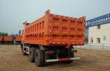 Descarregador resistente do caminhão 6X4 de Beiben caminhão de descarga de 30 toneladas