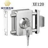 La puerta de cristal balseta cerradura para puerta de cristal sin cerco XE120.