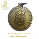 Youthのための卸し売りCustom Medallion Moulds MetalイギリスのMedals