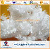 4mm en polypropylène fibre monofilament de mortier sec