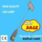 Voyant de panneau à LED lampe de feu d'exposition d'affichage Trade Show Rack net de la lampe LED Lampe66D
