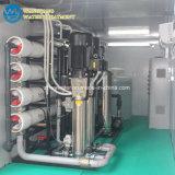 10000 Lph Filtrar RO EQUIPAMENTO de dessalinização de água salobra do sistema