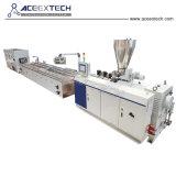 De tweeling Machine van de Productie van het Profiel van pvc van de Extruder van de Schroef Imitatie Marmeren