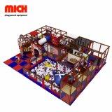 Exercício Naughty Castle equipamento barato playground coberto equipamentos para crianças