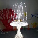 Brunnen der Garten-Dekoration-Festival-Dekoration-LED beleuchtet Feiertags-Dekoration