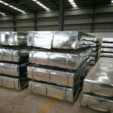 Lamiera di acciaio dura piena di Aluzinc del galvalume di ASTM A792 Az150 G550 Hdgl in bobina