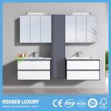 Vários armários de casa de banho de luxo com duplo Main armários e Espelhos Retrovisores HS-B1111-800