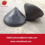 06-07 Seamless petite extrémité conique en acier au carbone