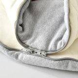 黒い有機性綿の高品質の子供の寝袋