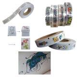 Documentos de tatuaje de la Bubble Gum material de embalaje interior